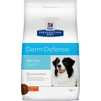 Hill's PD Derm Defense, для собак при аллергии на окружающую среду, 2 кг