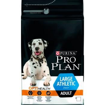 Pro Plan Large Athletic Adult, для собак атл. телосложения, курица, 14 кг
