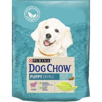 АКЦИЯ! (Скидка 0-25%) Dog Chow Puppy, для щенков всех пород, ягненок, 800 г