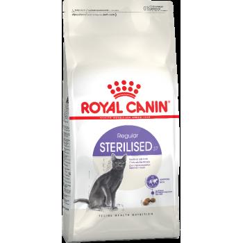 Royal Сanin Sterilised 37, для стерилизованных кошек до 7 лет, 4 кг