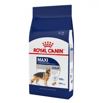 АКЦИЯ! (Скидка 0-15%) Royal Canin Maxi Adult, для взрослых собак крупных размеров, 3 кг